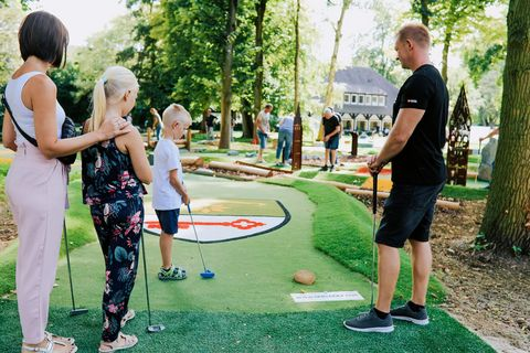Adventuregolf im Kurpark Bad Sassendorf
